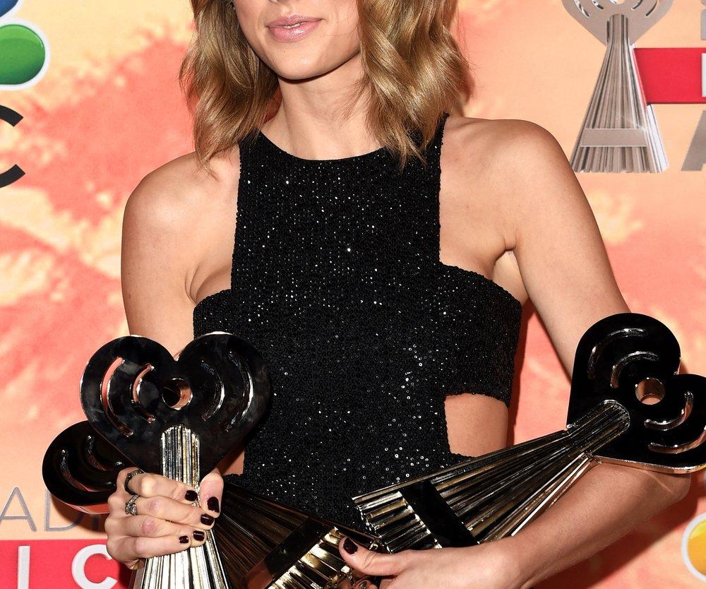 Taylor Swift: Gemeinsamer Song mit Calvin Harris?