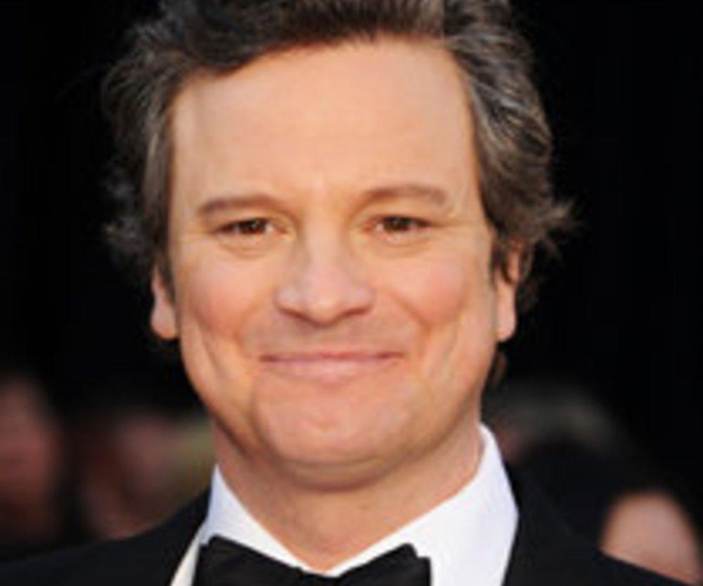 Colin Firth: Wird er zum Ritter geschlagen?