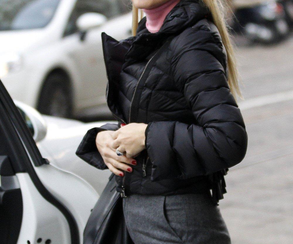 """Michelle Hunziker: Rank und schlank bei """"Wetten, dass..?"""""""