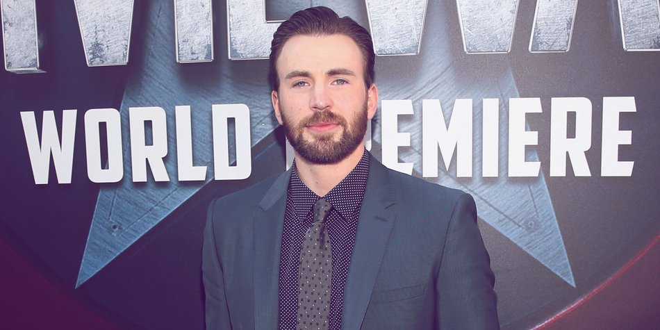 Chris Evans' Freundin: Wen datet Captain America?