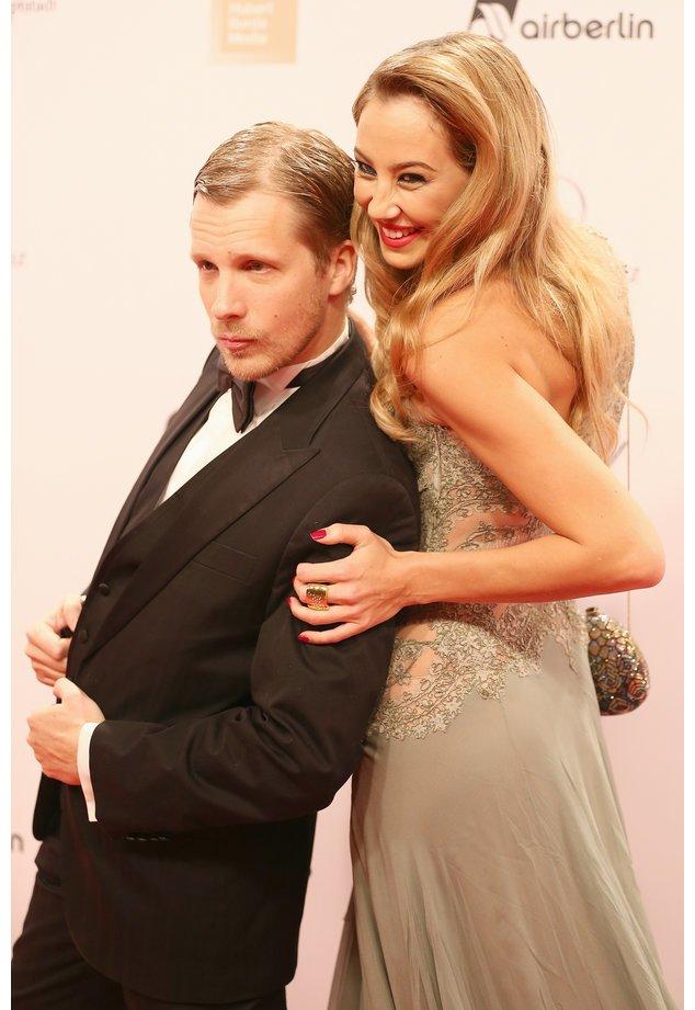 Alessandra und Oliver Pocher