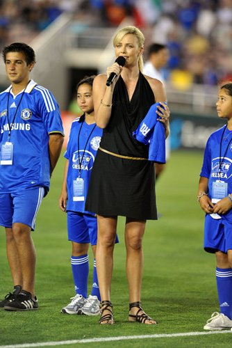 Men Of Honor-Schauspielerin Charlize Theron