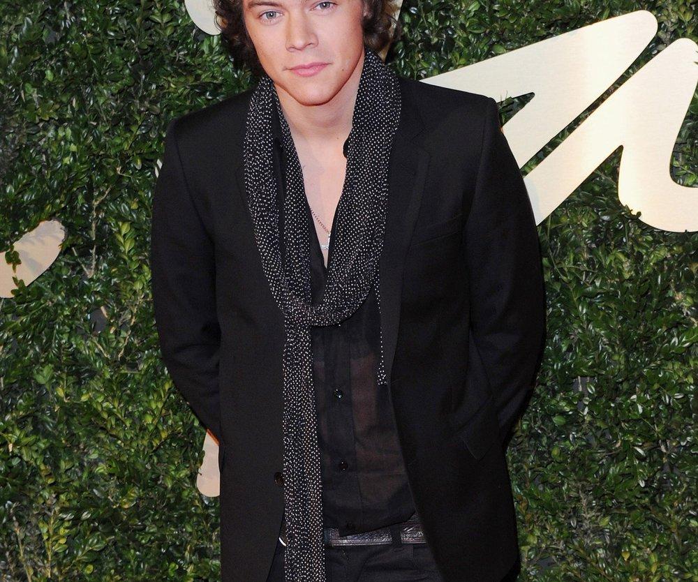 Harry Styles ist schüchtern