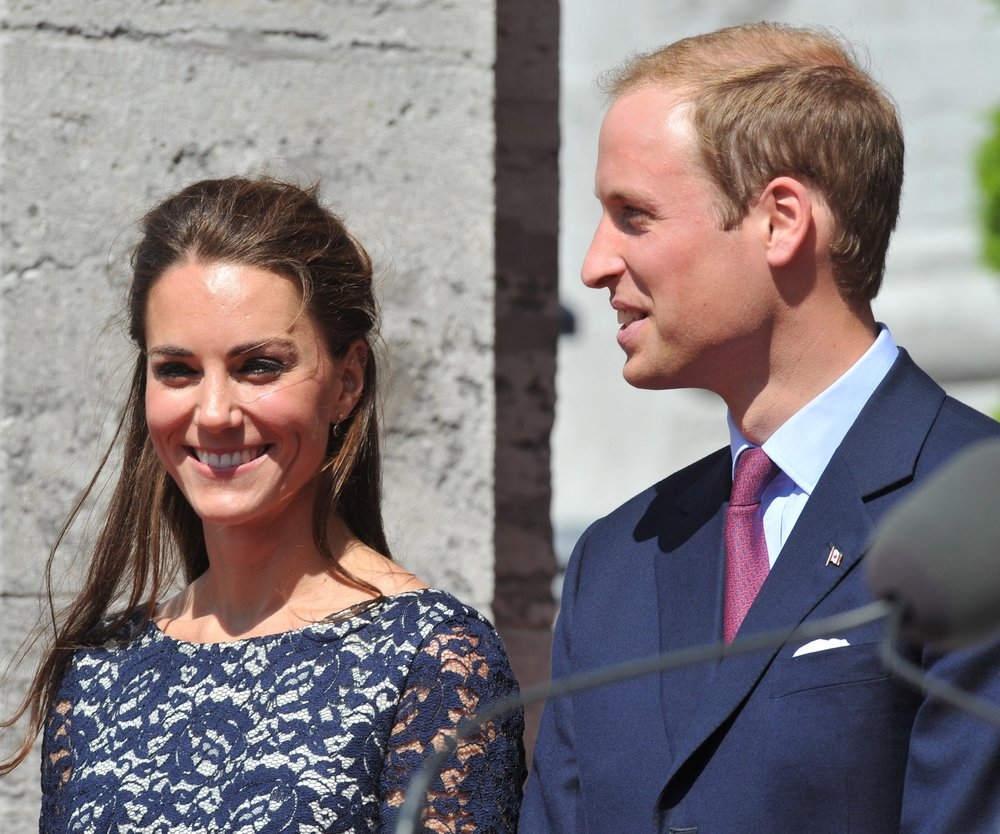 Kate Middleton: Geburt ohne Prinz William?