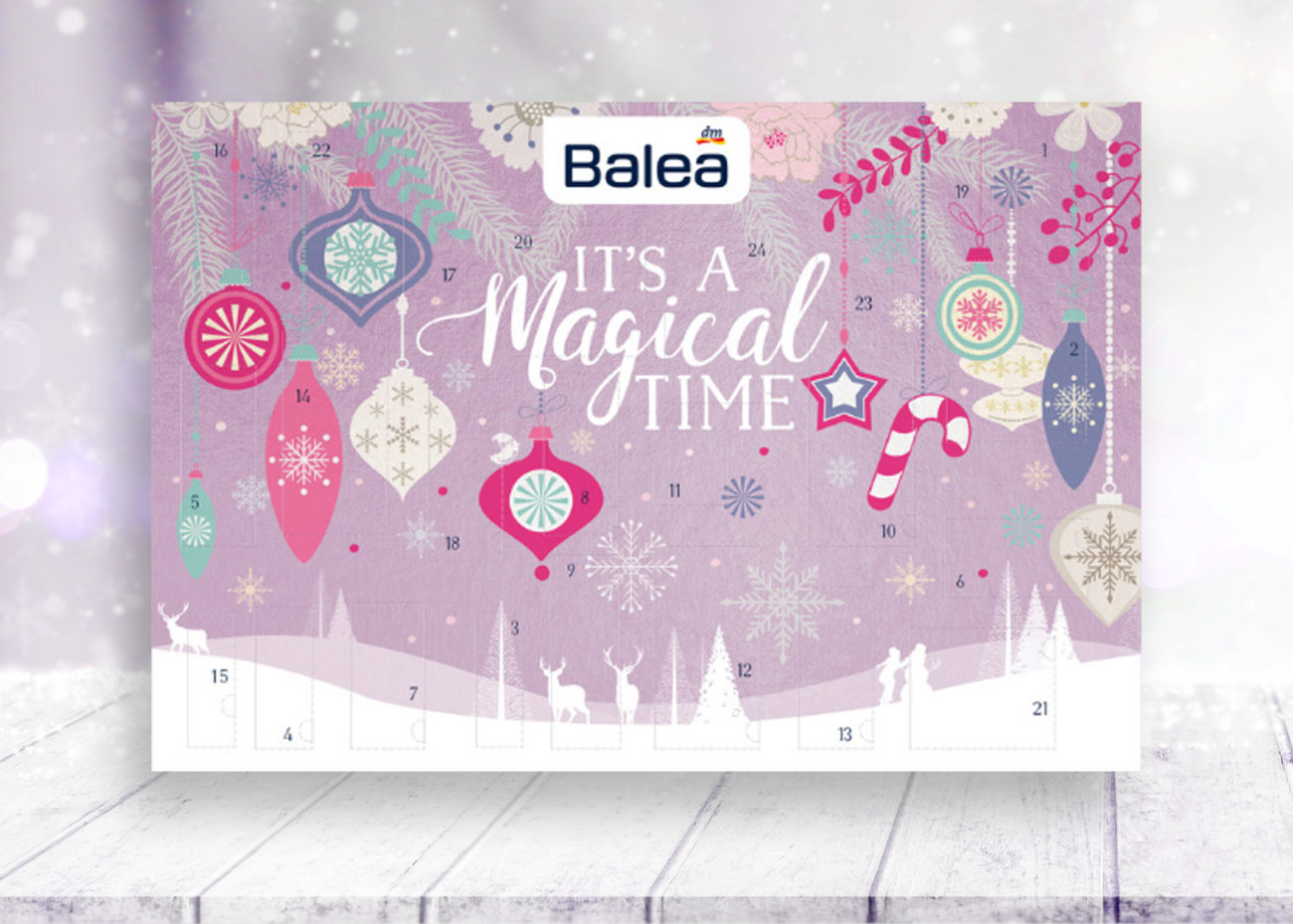 Balea Adventskalender 2019