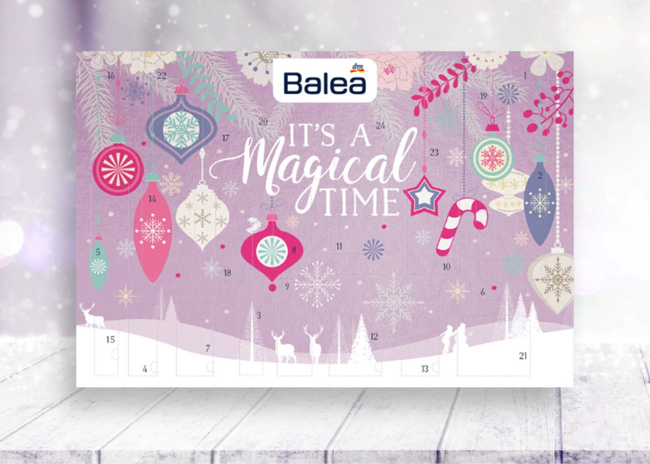 Balea Adventskalender 2019