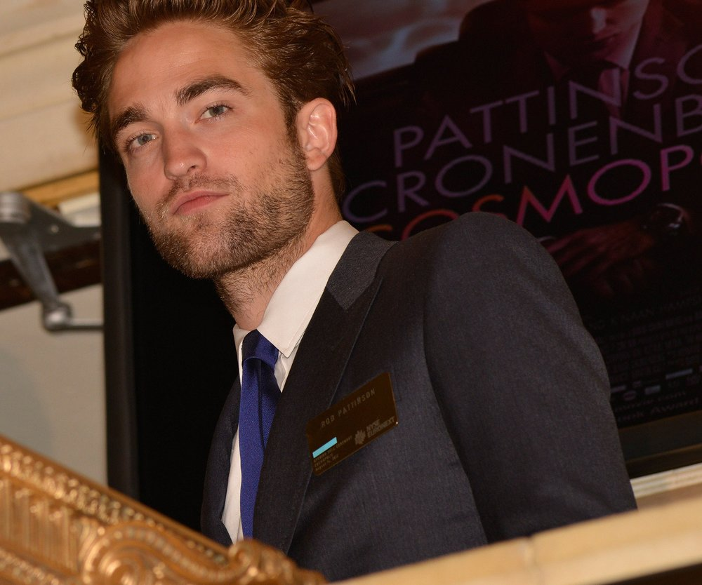 Robert Pattinson: Sexiest Man!