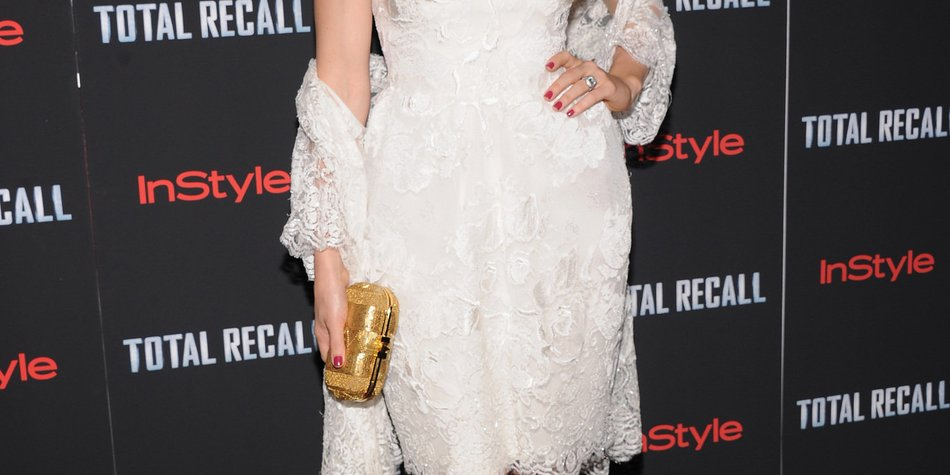 Jessica Biel möchte keine riesige Hochzeit