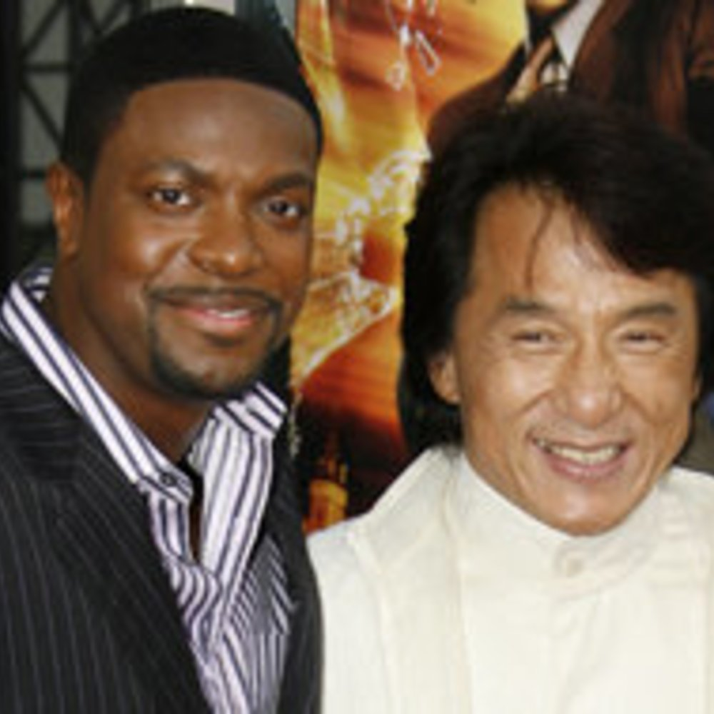 """Jackie Chan in """"Rush Hour 3"""""""