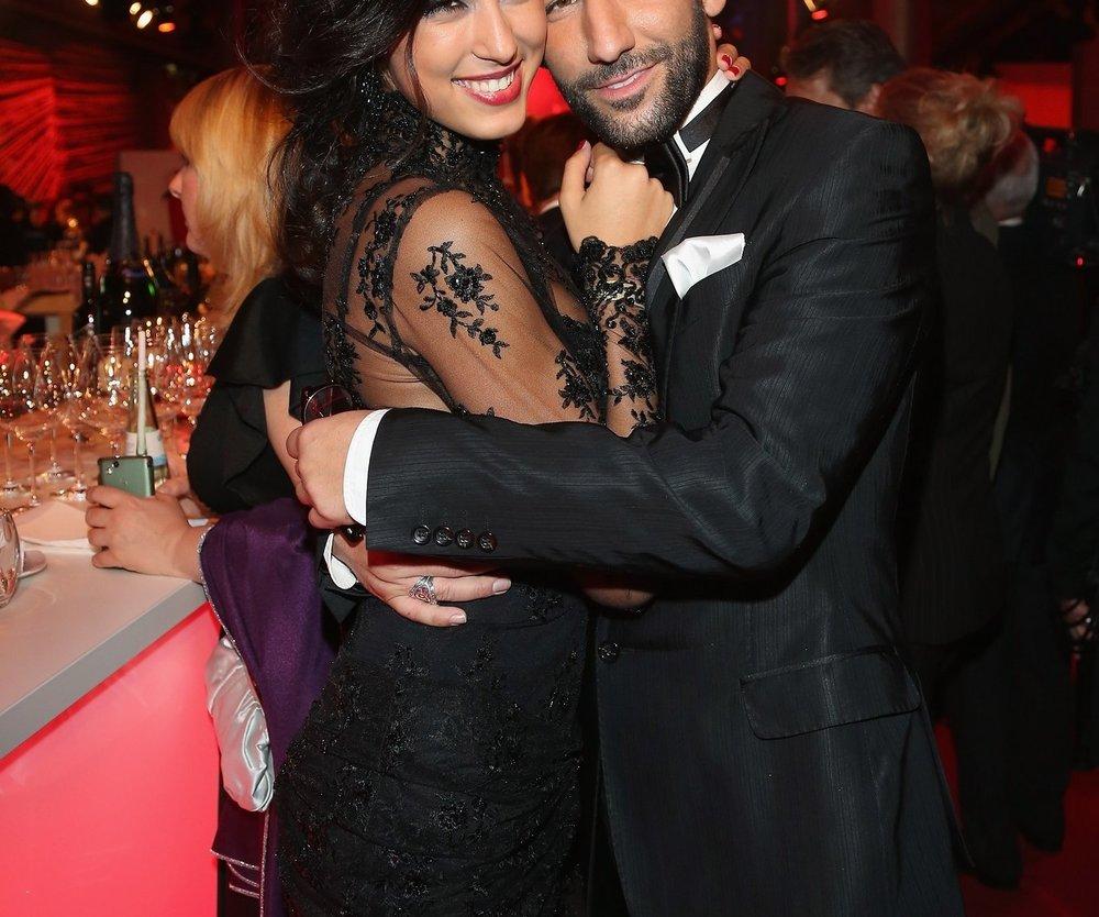 Rebecca Mir und Massimo Sinato: Positive Reaktionen auf Liebe