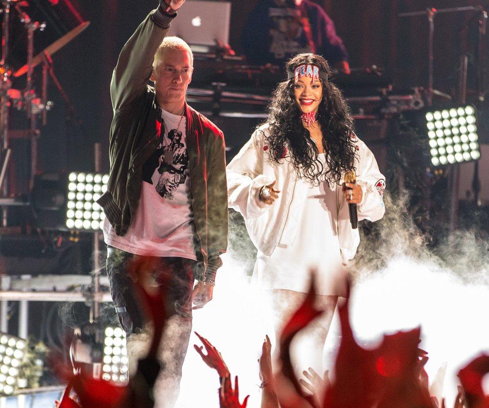 Rihanna: Liebesgeständnis von Eminem?