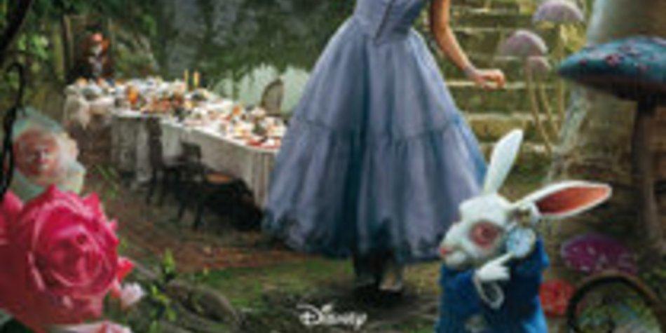 Alice im Wunderland: Tim Burtons Neuinterpretation
