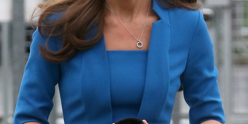 Kate Middleton: Georges Nanny wäre fast Nonne geworden