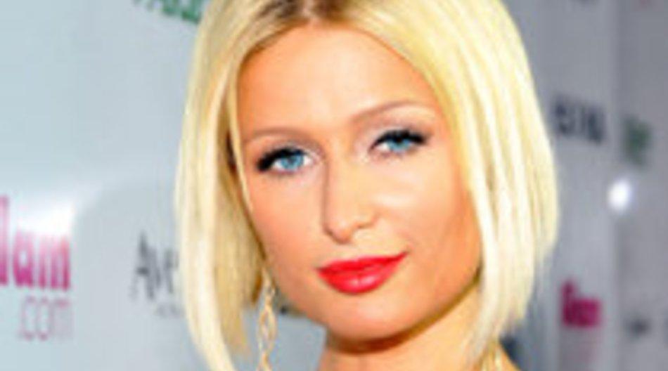 Himbeeren für Paris Hilton...