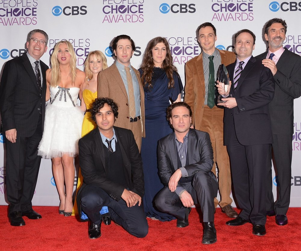 Big Bang Theory: Verlobung am Valentinstag?