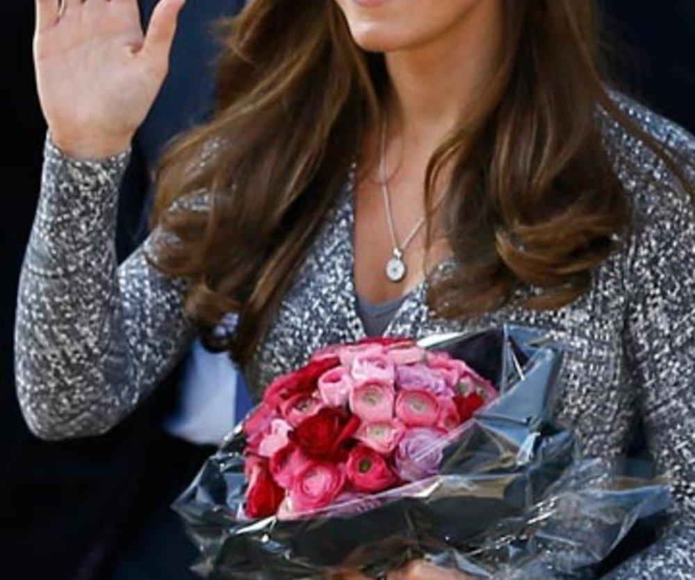 Herzogin Kate hat am Montag einen Sohn zur Welt gebracht.