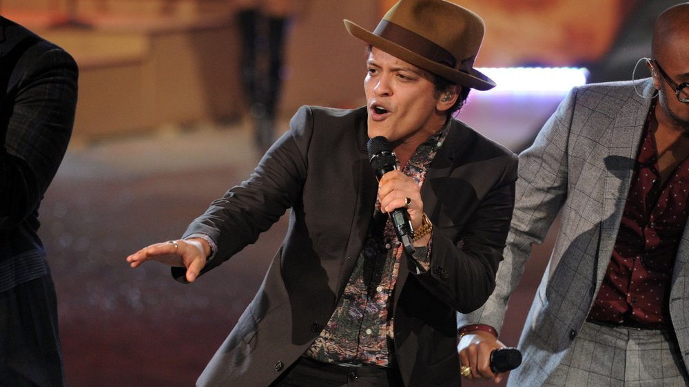 Bruno Mars wollte nie berühmt sein