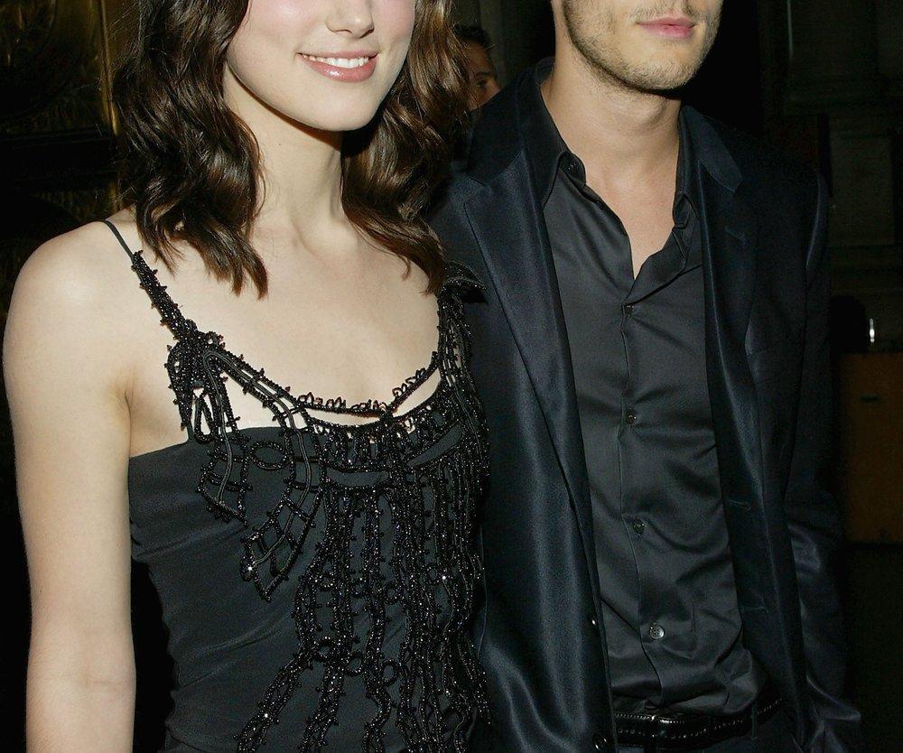 """Fifty Shades of Grey""-Star Jamie Dornan mit Ex Keira Knightley wiedervereint?"