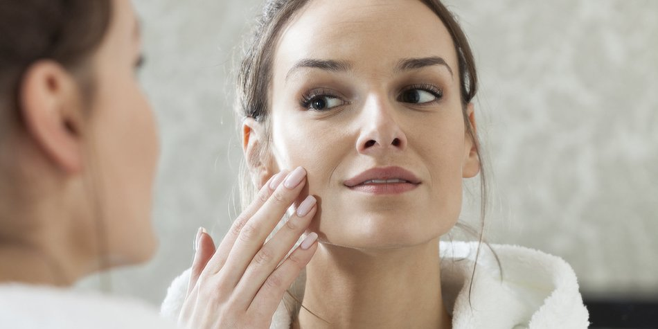 Nasolabialfalte entfernen