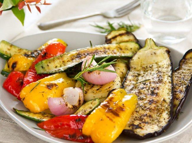 Vegetarische Mahlzeit