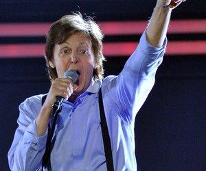 Paul McCartney nur knapp Unfall entgangen