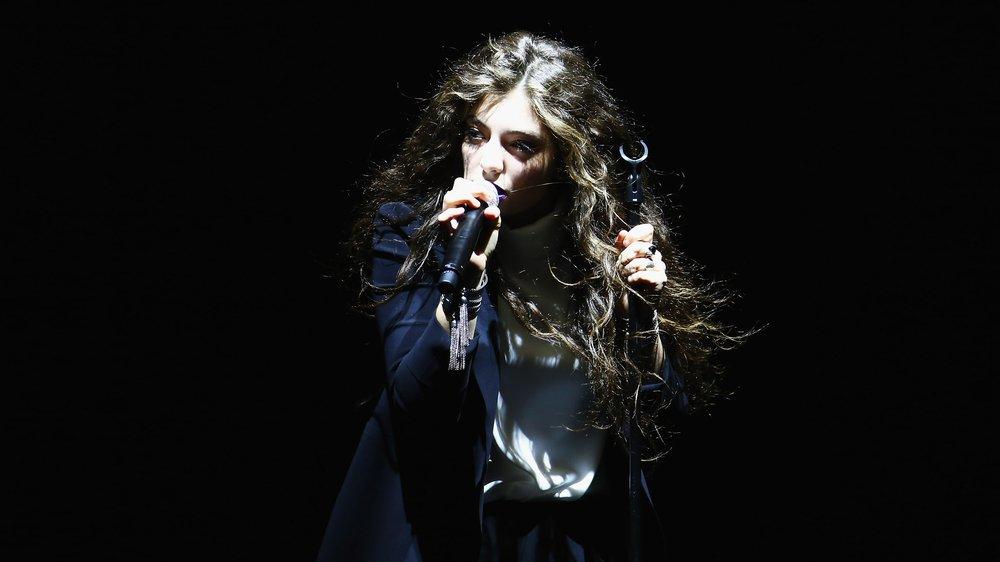 """Lorde koordiniert die Musik für """"Hunger Games"""""""