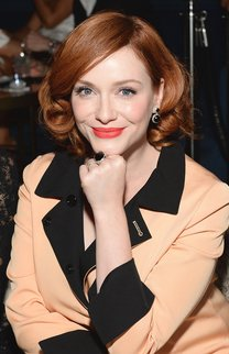 Christina Hendricks: Rote Locken