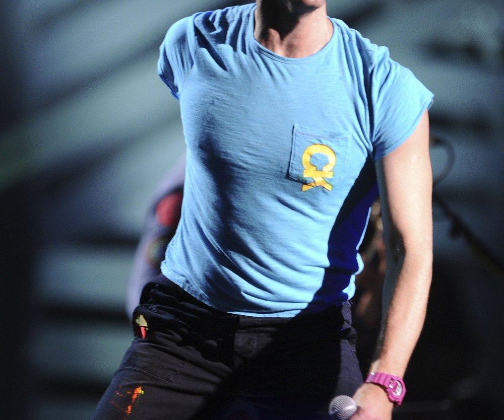 Coldplay will intimer werden