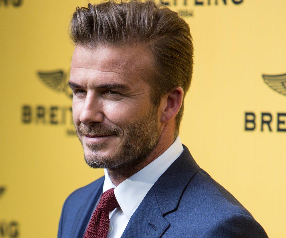 David Beckham: Neues Tattoo als Liebesbeweis