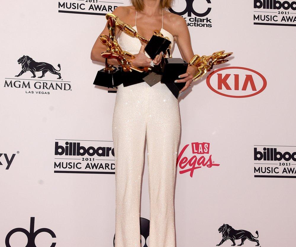 Taylor Swift: Achtfacher Triumph bei den Billboard Music Awards