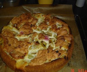 Käse-Schmand-Kuchen