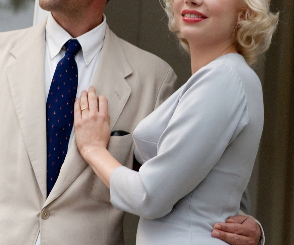Michelle Williams als Marilyn Monroe