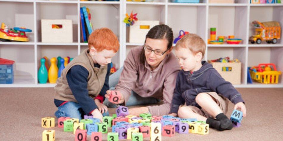 Vorschule: Spielerisch lernen