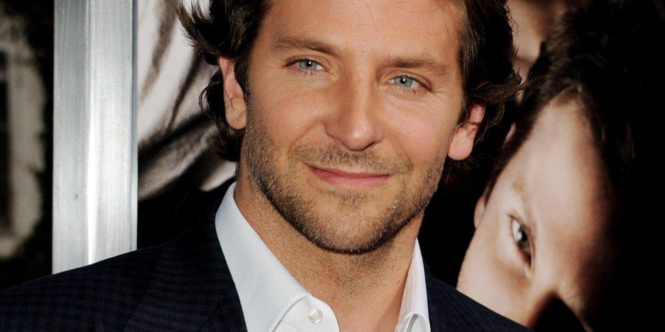 Bradley Cooper: Sein Vater war sein Vorbild
