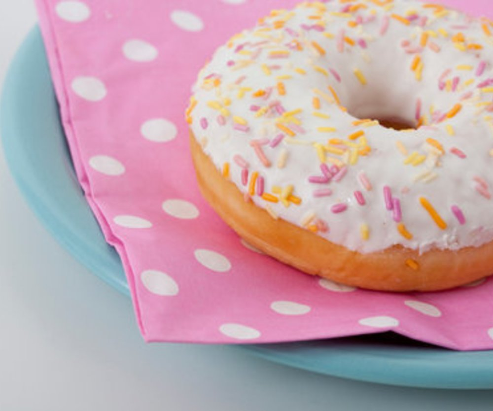 Donuts selber backen