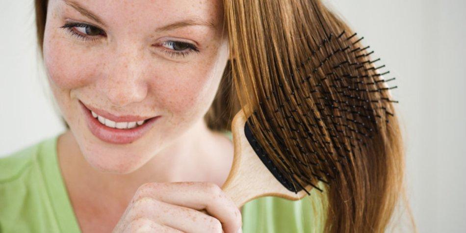 Haarausfall nach der Schwangerschaft
