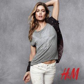 Doutzen Kroes für H&M Fall
