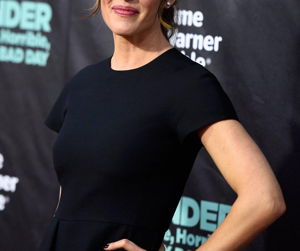 Jennifer Garner hat zugenommen