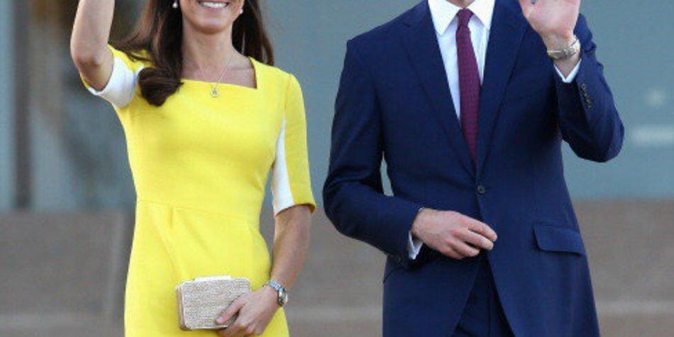 """Kate Middleton sieht aus """"wie eine Banane"""""""