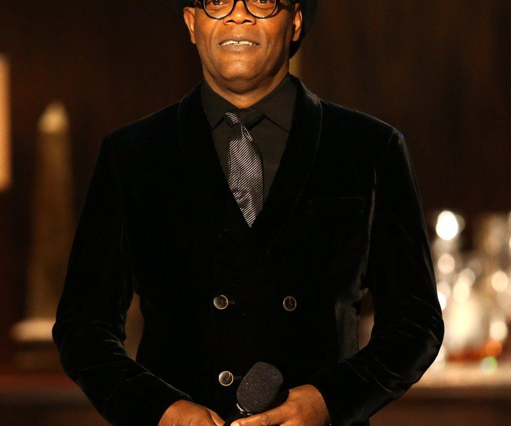 Samuel L. Jackson sieht sich gern selbst im Film