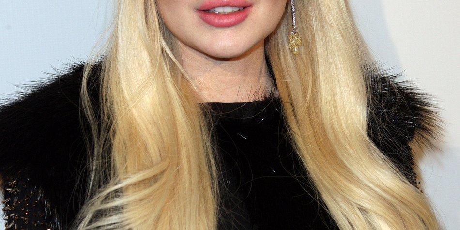 Lindsay Lohan ist ab heute wieder frei