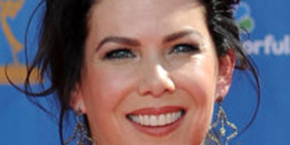 Lauren Graham: Anfangsschwierigkeiten mit Peter Krause