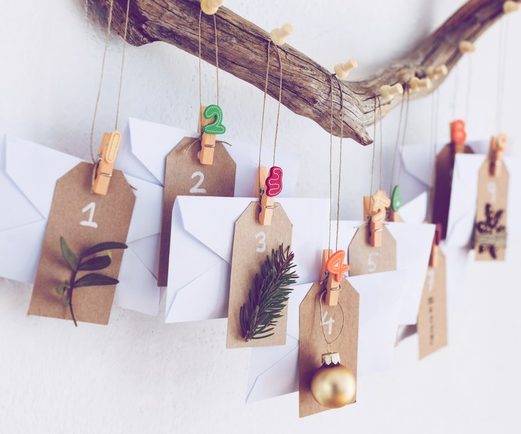 Adventskalender für den Freund: Geniale DIY-Ideen  desired.de
