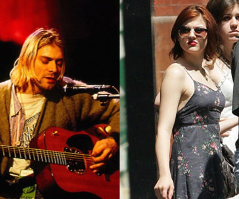 Kurt Cobain Tochter verlobt