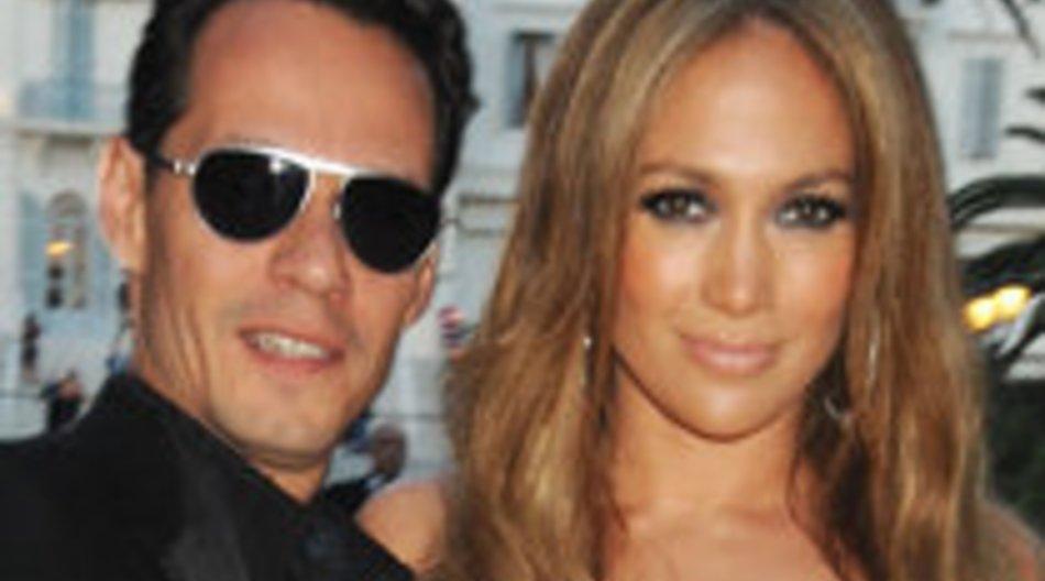Jennifer Lopez und Marc Anthony: Hauseinweihung dritte Hochzeit