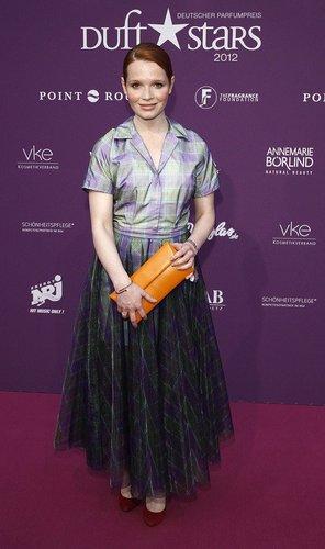Karoline Herfurth auf dem Red Carpet.