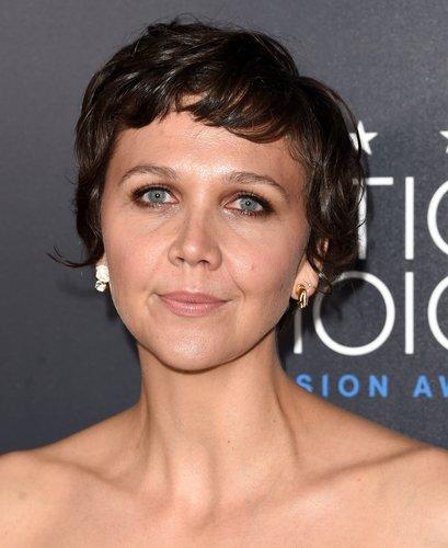 Maggie Gyllenhaal: Frecher Bubikopf