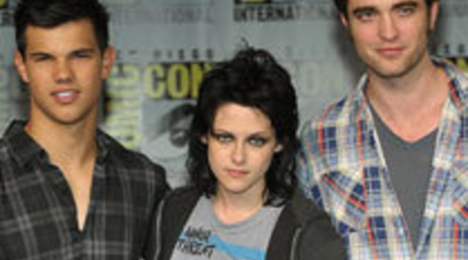 Twilight-Stars Robert Pattinson und Kristen Stewart: Anziehungskraft