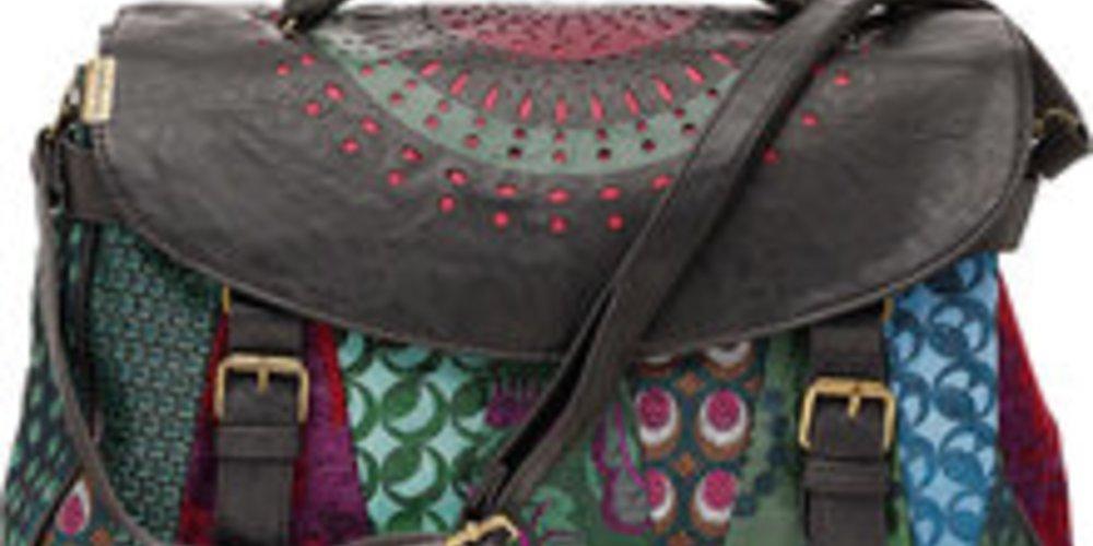 Desigual Maleta Handtaschen mehrfarbig Taschen