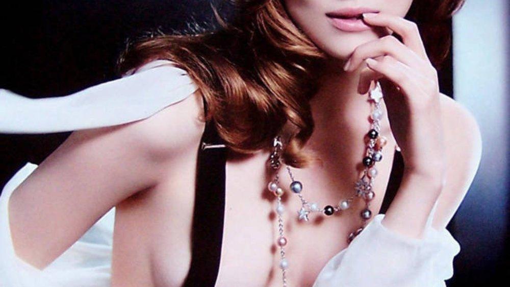 Keira Knightley: Karl Lagerfeld macht sie zu Coco Chanel